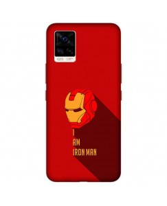 """Desirevalley """"I Am Ironman""""Stylish Back Cover All Models"""