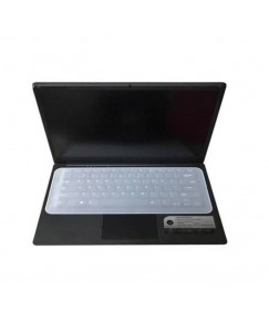 XBOLT 14 Inch Anti Dust & Waterproof Keypad Protector Laptop Keyboard Skin  (White)