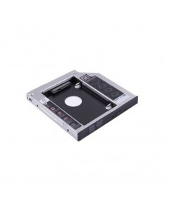Xbolt 9.5Mm 2Nd Hard Drive Caddy Universal For Laptop Second (Ssd Or Hdd)