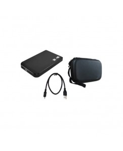 Xbolt 2.5 In Usb 2.0 Sata Hdd Hard Drive And Hard Disk Pouch. 2.5 Inch External Hard Drive Case And Pouch
