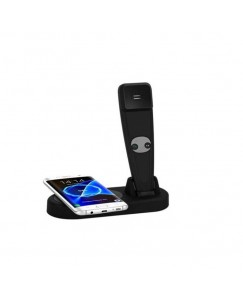 XBOLT 2 in 1 Bluetooth Mobile with Wireless Charging Pad