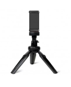 Xbolt Multifunction Mini Selfie Stick Mini Tripod For All Smart Phones,Dslr Cameras & Action Cameras. Tripod (Black, Supports Up To 500 G)