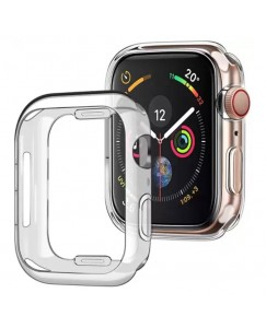 XBOLT Screen Guard for 42mm Soft Flexible TPU Transparent Screen Protective Case Cover iWatch