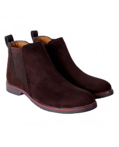 Casuals, Party Wear CHLBOOT For Men (Brown)