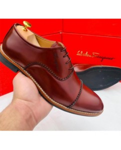 Casuals, Party Wear Loafers For Men (Red)