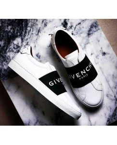 Givenchy Paris Casual Shoes (White)