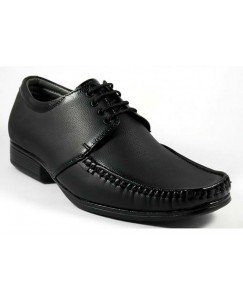 JANTA Man black formal shoes