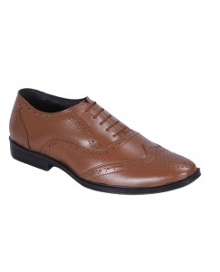 Ramoz Lace Up For Men(Tan)