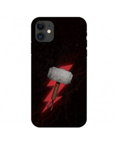 Printyourthinks Thor Hammer Apple Iphone 11 Pro Mobile Cover