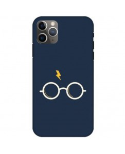 Printyourthinks  Once a Potterhead Always A   APPLE IPHONE 11 PRO Mobile Cover