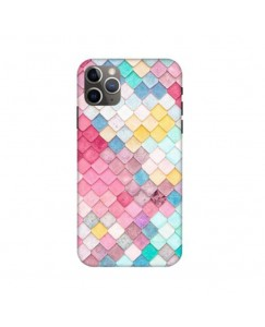Printyourthinks  COLORFUL PATTERN  APPLE IPHONE 11 PRO Mobile Cover