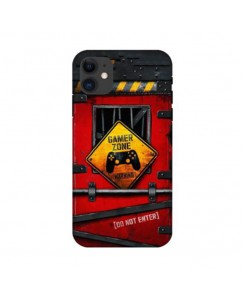 Printyourthinks  gamer zone Iphone 11 Pro Mobile Cover