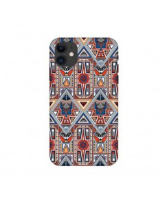 Printyourthinks  AFRICCAN PRINT  Iphone 11 Pro Mobile Cover