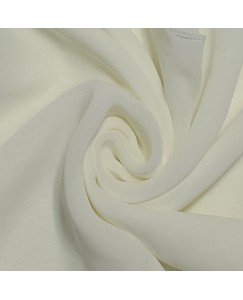 Stole For Women - Fabric - Chiffon - Plain Chiffon Hijab- White - Size - 75/185 CM