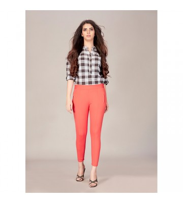 Beautiful Orange Jegging