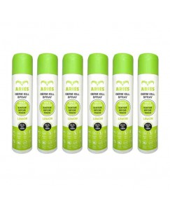 Bestcart Aries Lemon Germ Kill Disinfectant Spray For Skin And Surface 310Ml Each Pack Of 6