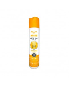 Bestcart Aries Orange Germ Kill Disinfectant Spray For Skin And Surface 310Ml Each Pack Of 1