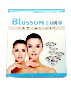 (bestcart4you) Blossom Diamond Facial Kit for Women, Pack of 1, 40 Gm