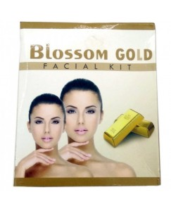 (bestcart4you) Blossom Gold Facial Kit for Women, Pack of 1, 40 Gm
