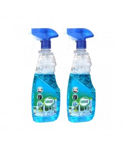 Coin Star Glass and Household Cleaner for Home and Office 500 ml Pack of 2