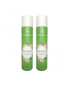 Bestcart Cosmella Air Freshener Jasmin For Room Home Office Party Hall 310Ml Pack Of 2