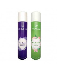 Bestcart Cosmella Air Freshener Lavender And Jasmine For Room Home Office Party Hall 310Ml Each Pack Of 2