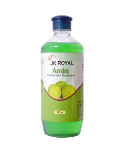 (bestcart4you)  JK Royal Amla Shampoo with Conditioner for Hair 500 ml