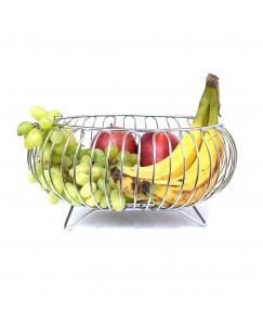 Heavy Stainless Steel Vegetable and Fruit Basket
