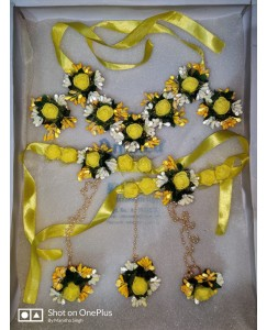 Handmade Flower Jewellery