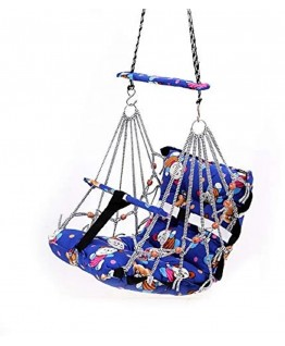 New Baby Swing Welvet Jhula For Kids 1 To 3 Year
